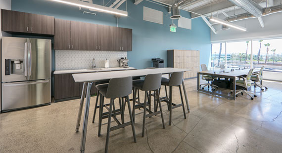Flexible Workspace Options